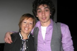 Robert Sheehan (Co-Star Cherrybomb)